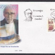 Timbres: 2003 - RAMÓN J. SENDER SPD EDIFIL Nº 3977. Lote 175906678