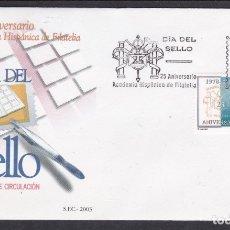 Sellos: 2003 - DÍA DEL SELLO SPD EDIFIL Nº 3980. Lote 175906705