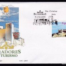 Sellos: 2003 - PARADORES SPD EDIFIL Nº 3999. Lote 175907057