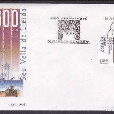 Sellos: 2003 - SEO ANTIGUA DE LLEIDA SPD EDIFIL Nº 4001. Lote 175907140