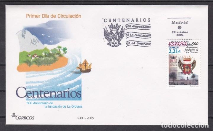 2005 - CENTENARIOS SPD EDIFIL Nº 4190 (Sellos - España - Juan Carlos I - Desde 2.000 - Cartas)