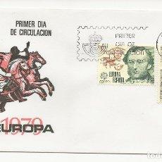 Sellos: CAJA_P5/ ESPAÑA, S.P.D., 1979, EUROPA CEPT. Lote 177395069