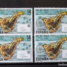 Sellos: 2668, CUATRO SERIES NUEVAS, SIN CH. SELLO.. Lote 177783207