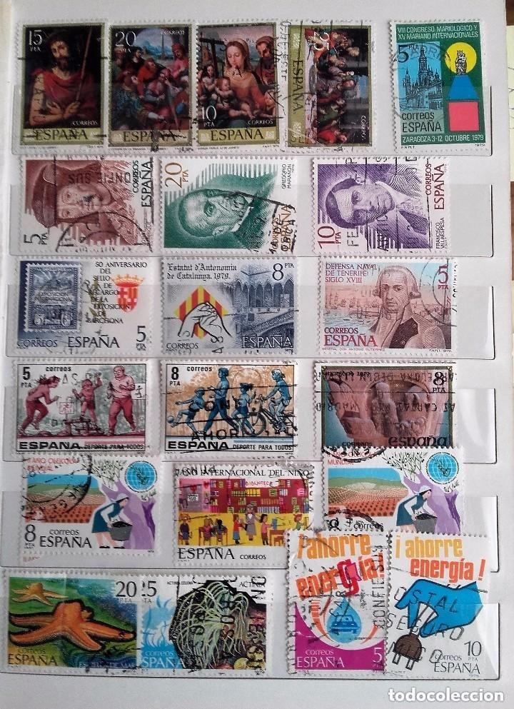 ESPAÑA 1979, LOTE DE 21 SELLOS USADOS DIFERENTES (Sellos - España - Juan Carlos I - Desde 1.975 a 1.985 - Usados)