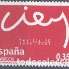 Selos: ESPAÑA - AÑO 2005 - EDIFIL 4156 - CONMEMORACIONES DEPORTIVAS - NUEVO. Lote 178039283