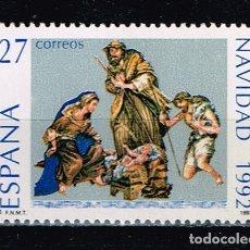 Francobolli: ESPAÑA 1992 - EDIFIL 3227** - NAVIDAD'92. Lote 178070260