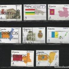 Sellos: ESPAÑA - AUTONOMIAS 2010 - USADOS. Lote 178320163