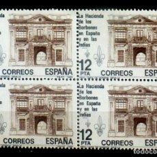 Sellos: SELLOS ESPAÑA 1981- FOTO 704 - Nº 2642, BL. 4 SELLOS, NUEVO. Lote 178367733