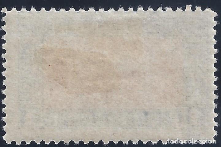 Sellos: EDIFIL 835 AÑO JUBILAR COMPOSTELANO 1937. VALOR CATÁLOGO: 40 €. MH * - Foto 2 - 178588263