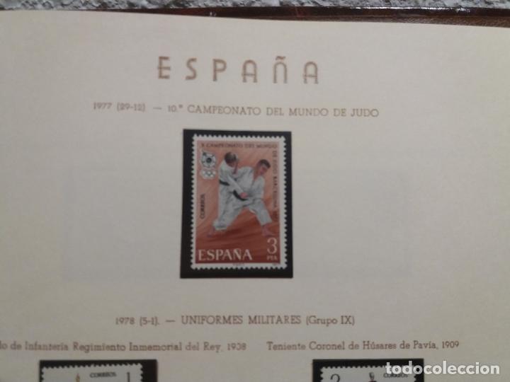 Sellos: ALBUM DE SELLOS ESPAÑOLES VARIADO (VER DESCRIPCION) - Foto 19 - 178619882