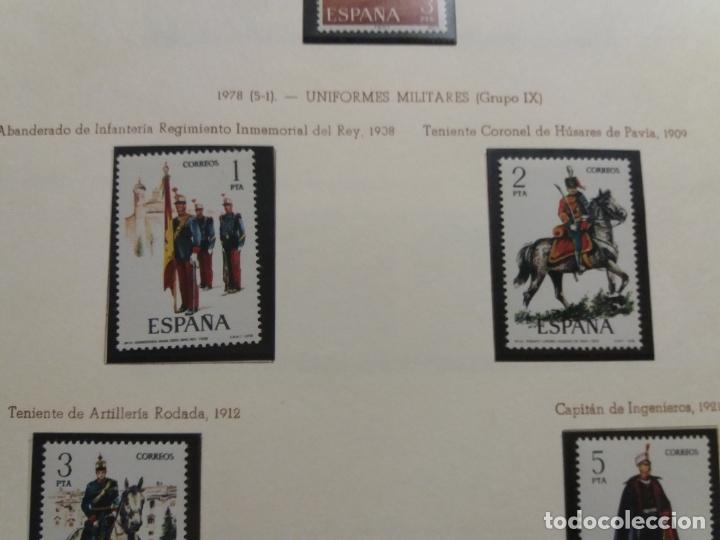 Sellos: ALBUM DE SELLOS ESPAÑOLES VARIADO (VER DESCRIPCION) - Foto 20 - 178619882