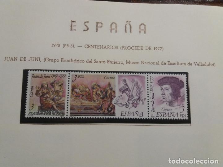 Sellos: ALBUM DE SELLOS ESPAÑOLES VARIADO (VER DESCRIPCION) - Foto 22 - 178619882