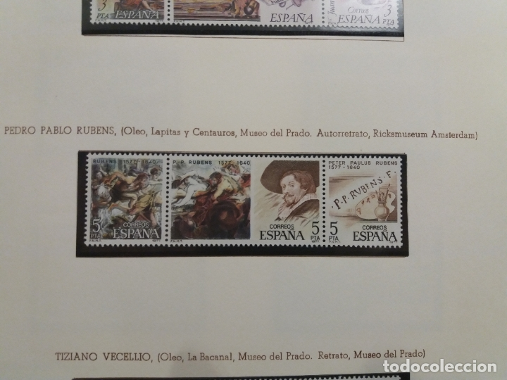 Sellos: ALBUM DE SELLOS ESPAÑOLES VARIADO (VER DESCRIPCION) - Foto 23 - 178619882