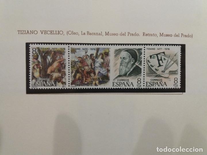 Sellos: ALBUM DE SELLOS ESPAÑOLES VARIADO (VER DESCRIPCION) - Foto 24 - 178619882