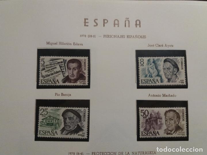 Sellos: ALBUM DE SELLOS ESPAÑOLES VARIADO (VER DESCRIPCION) - Foto 25 - 178619882
