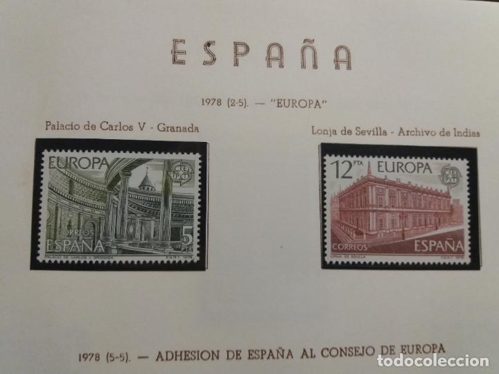 Sellos: ALBUM DE SELLOS ESPAÑOLES VARIADO (VER DESCRIPCION) - Foto 27 - 178619882