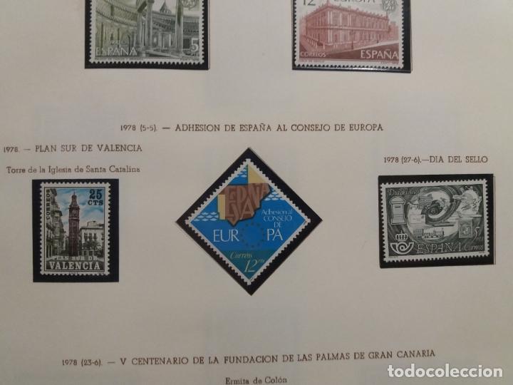 Sellos: ALBUM DE SELLOS ESPAÑOLES VARIADO (VER DESCRIPCION) - Foto 28 - 178619882