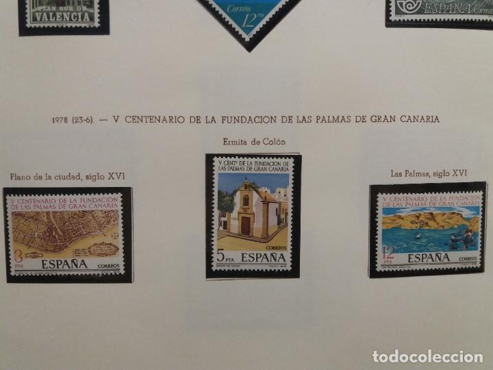 Sellos: ALBUM DE SELLOS ESPAÑOLES VARIADO (VER DESCRIPCION) - Foto 29 - 178619882