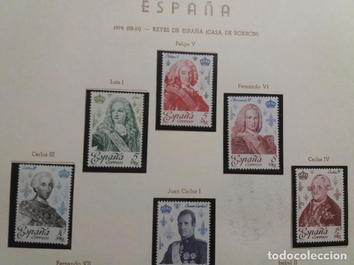 Sellos: ALBUM DE SELLOS ESPAÑOLES VARIADO (VER DESCRIPCION) - Foto 32 - 178619882