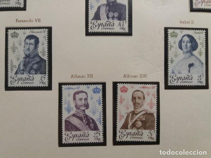 Sellos: ALBUM DE SELLOS ESPAÑOLES VARIADO (VER DESCRIPCION) - Foto 33 - 178619882