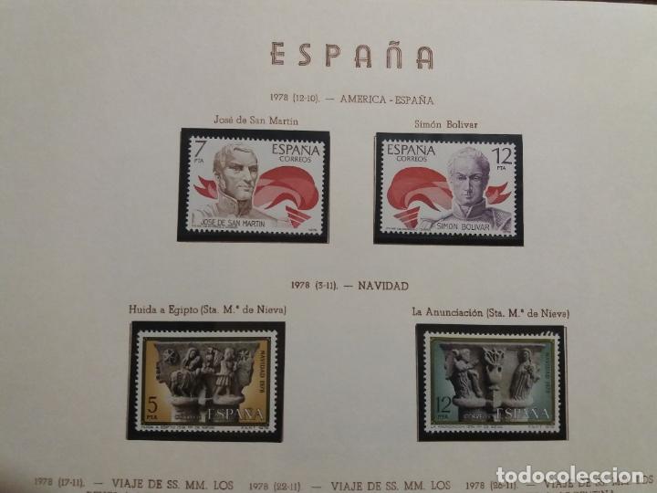 Sellos: ALBUM DE SELLOS ESPAÑOLES VARIADO (VER DESCRIPCION) - Foto 34 - 178619882