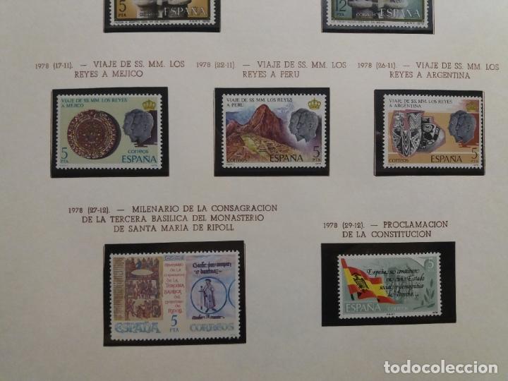 Sellos: ALBUM DE SELLOS ESPAÑOLES VARIADO (VER DESCRIPCION) - Foto 35 - 178619882
