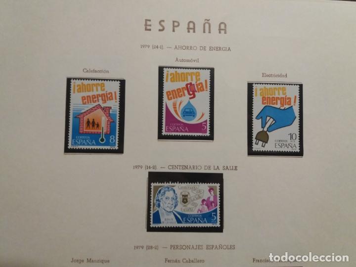 Sellos: ALBUM DE SELLOS ESPAÑOLES VARIADO (VER DESCRIPCION) - Foto 36 - 178619882