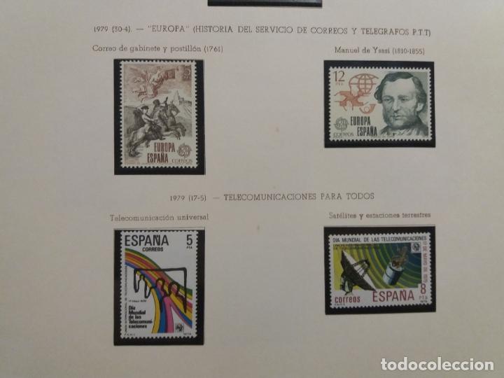 Sellos: ALBUM DE SELLOS ESPAÑOLES VARIADO (VER DESCRIPCION) - Foto 39 - 178619882