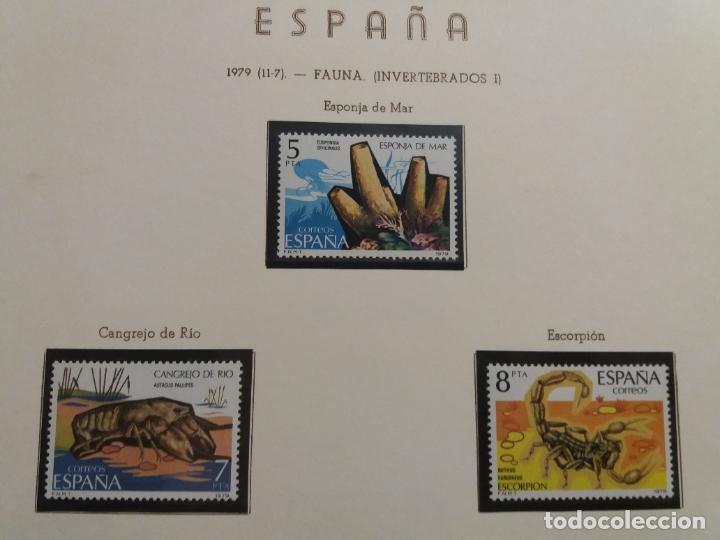 Sellos: ALBUM DE SELLOS ESPAÑOLES VARIADO (VER DESCRIPCION) - Foto 42 - 178619882