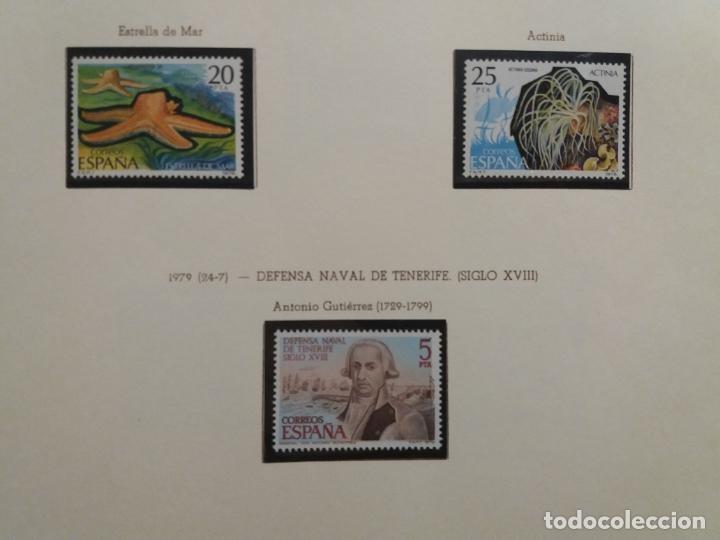 Sellos: ALBUM DE SELLOS ESPAÑOLES VARIADO (VER DESCRIPCION) - Foto 43 - 178619882