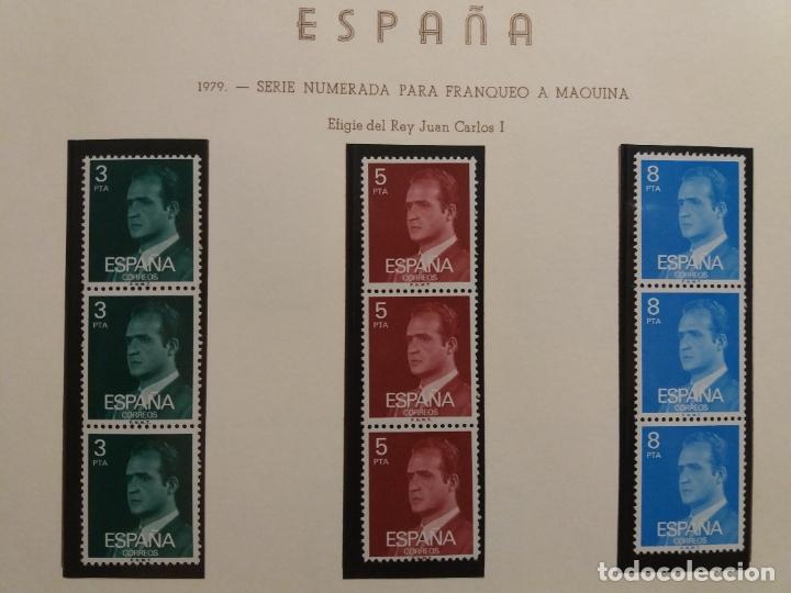 Sellos: ALBUM DE SELLOS ESPAÑOLES VARIADO (VER DESCRIPCION) - Foto 47 - 178619882
