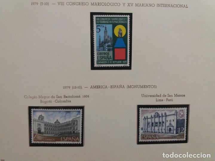 Sellos: ALBUM DE SELLOS ESPAÑOLES VARIADO (VER DESCRIPCION) - Foto 48 - 178619882