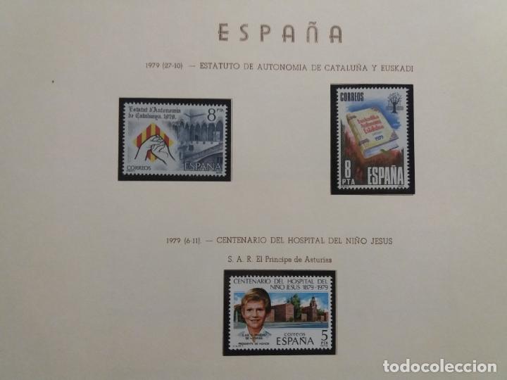 Sellos: ALBUM DE SELLOS ESPAÑOLES VARIADO (VER DESCRIPCION) - Foto 49 - 178619882