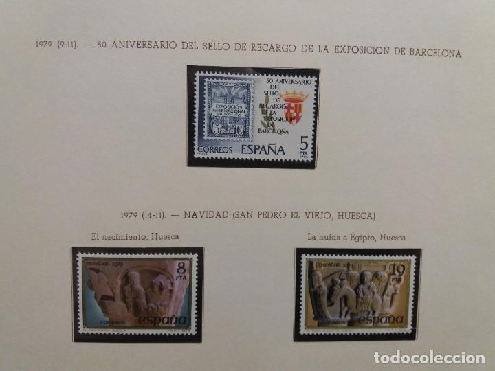 Sellos: ALBUM DE SELLOS ESPAÑOLES VARIADO (VER DESCRIPCION) - Foto 50 - 178619882