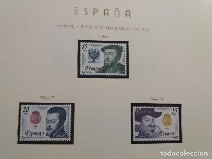 Sellos: ALBUM DE SELLOS ESPAÑOLES VARIADO (VER DESCRIPCION) - Foto 51 - 178619882