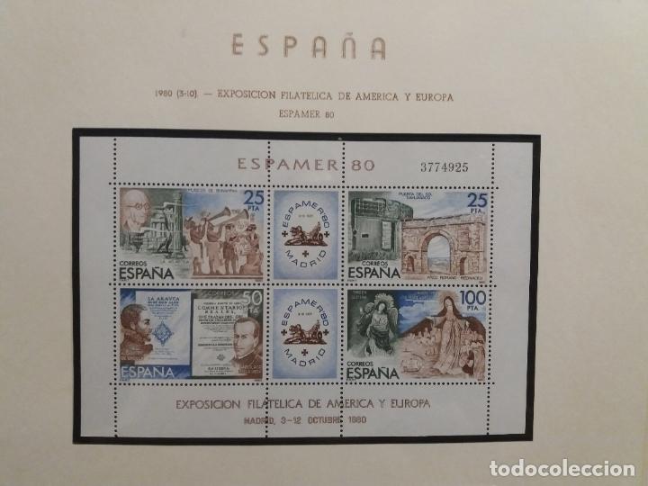 Sellos: ALBUM DE SELLOS ESPAÑOLES VARIADO (VER DESCRIPCION) - Foto 58 - 178619882