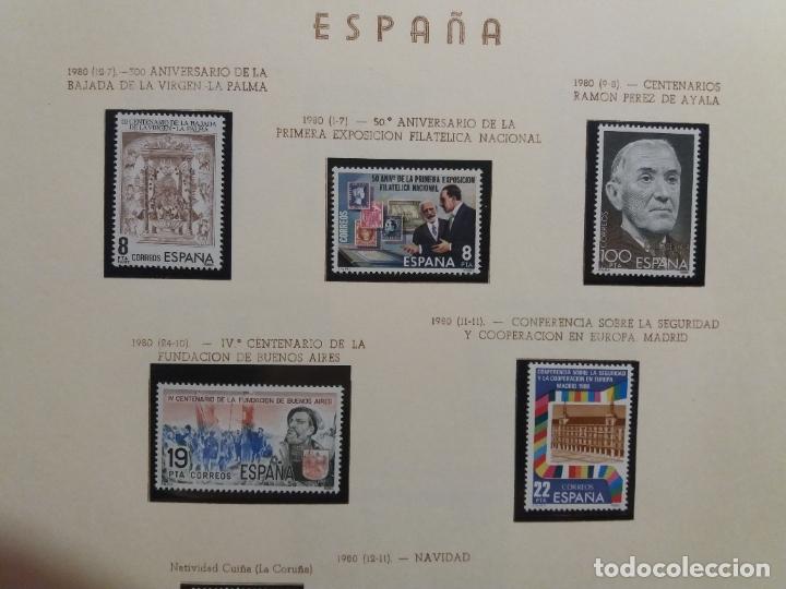 Sellos: ALBUM DE SELLOS ESPAÑOLES VARIADO (VER DESCRIPCION) - Foto 60 - 178619882