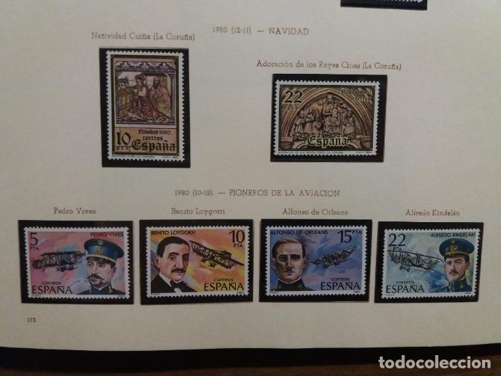 Sellos: ALBUM DE SELLOS ESPAÑOLES VARIADO (VER DESCRIPCION) - Foto 61 - 178619882