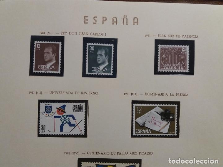 Sellos: ALBUM DE SELLOS ESPAÑOLES VARIADO (VER DESCRIPCION) - Foto 62 - 178619882