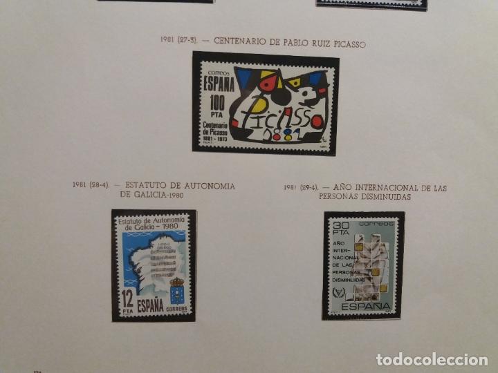 Sellos: ALBUM DE SELLOS ESPAÑOLES VARIADO (VER DESCRIPCION) - Foto 63 - 178619882