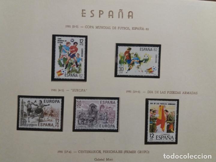 Sellos: ALBUM DE SELLOS ESPAÑOLES VARIADO (VER DESCRIPCION) - Foto 64 - 178619882