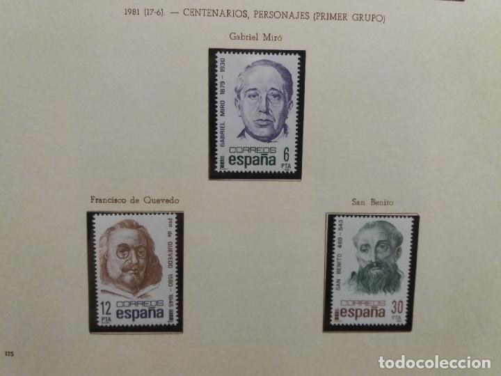 Sellos: ALBUM DE SELLOS ESPAÑOLES VARIADO (VER DESCRIPCION) - Foto 65 - 178619882