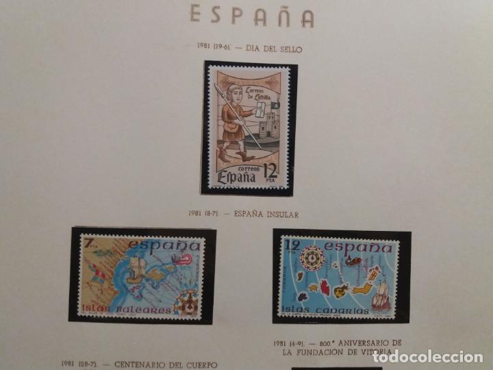 Sellos: ALBUM DE SELLOS ESPAÑOLES VARIADO (VER DESCRIPCION) - Foto 66 - 178619882