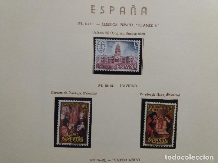 Sellos: ALBUM DE SELLOS ESPAÑOLES VARIADO (VER DESCRIPCION) - Foto 71 - 178619882