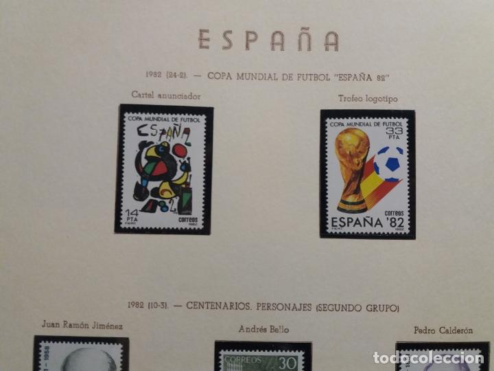 Sellos: ALBUM DE SELLOS ESPAÑOLES VARIADO (VER DESCRIPCION) - Foto 75 - 178619882