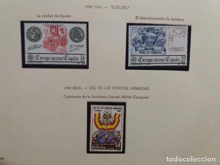 Sellos: ALBUM DE SELLOS ESPAÑOLES VARIADO (VER DESCRIPCION) - Foto 78 - 178619882