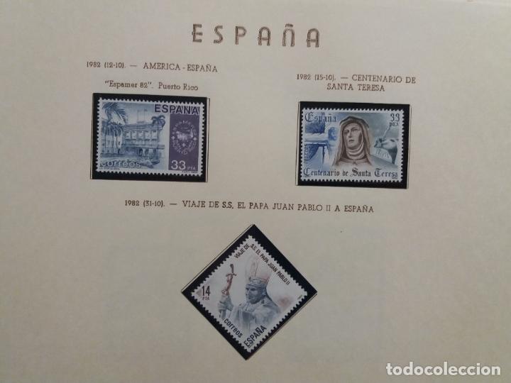 Sellos: ALBUM DE SELLOS ESPAÑOLES VARIADO (VER DESCRIPCION) - Foto 83 - 178619882