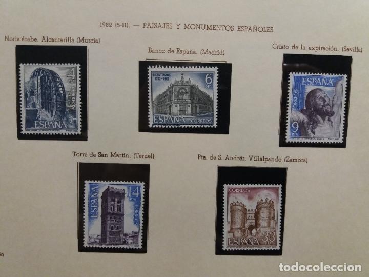 Sellos: ALBUM DE SELLOS ESPAÑOLES VARIADO (VER DESCRIPCION) - Foto 84 - 178619882