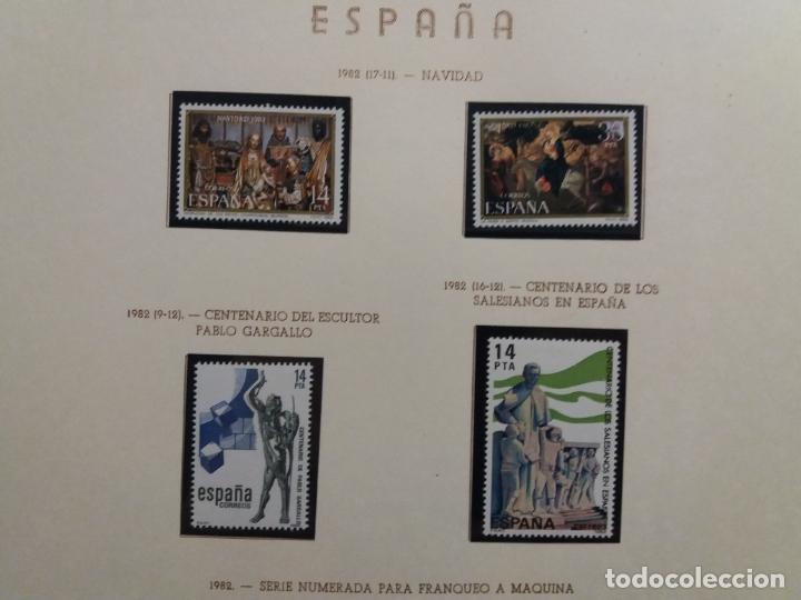 Sellos: ALBUM DE SELLOS ESPAÑOLES VARIADO (VER DESCRIPCION) - Foto 85 - 178619882