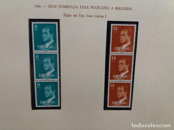 Sellos: ALBUM DE SELLOS ESPAÑOLES VARIADO (VER DESCRIPCION) - Foto 86 - 178619882